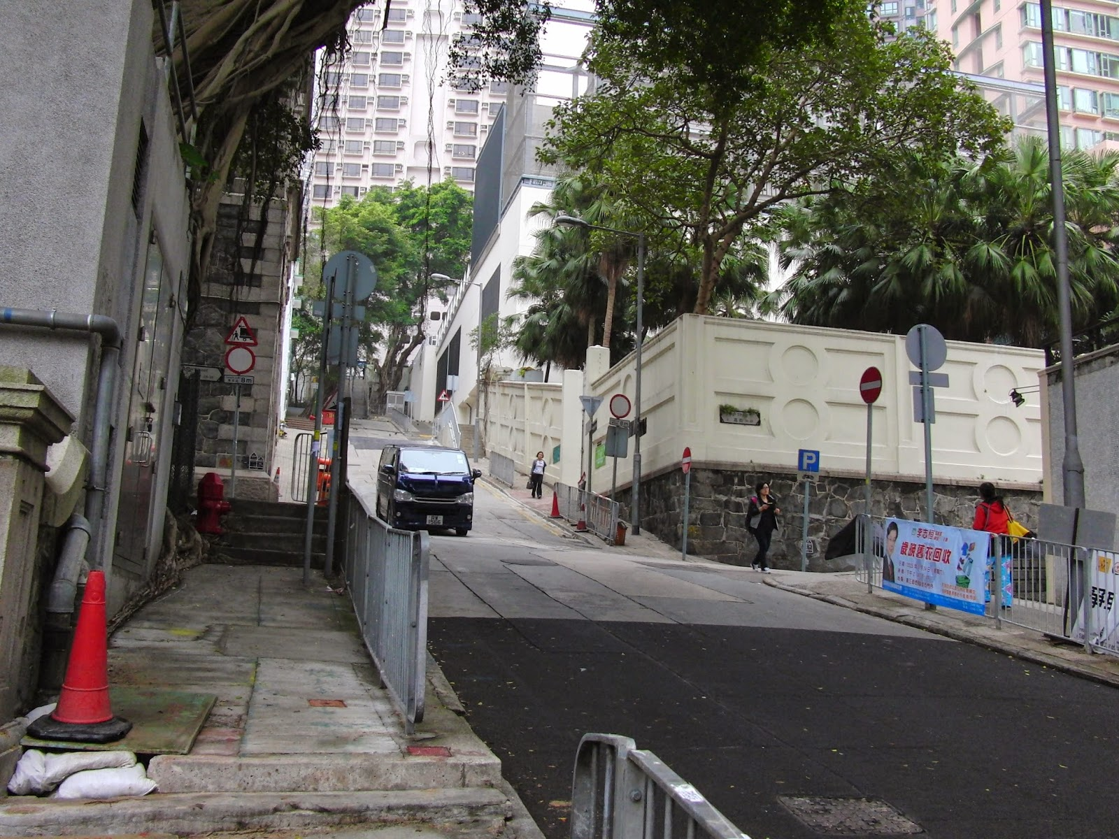 Hong Kong Movie Tours: Knock Off - Eastern Street