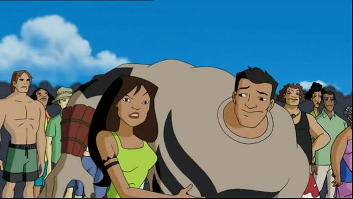L Movies Talk Aloha, Scooby-Doo-3230