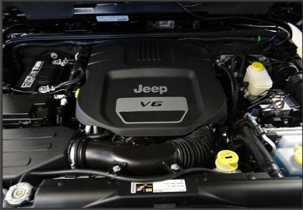 2018 Jeep Compass Engine