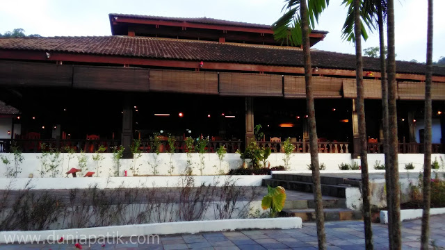 Restoran di Perhentian Island Resort