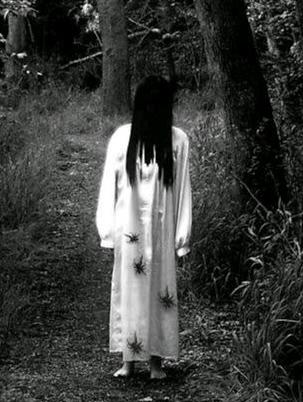 foto gambar hantu kuntilanak