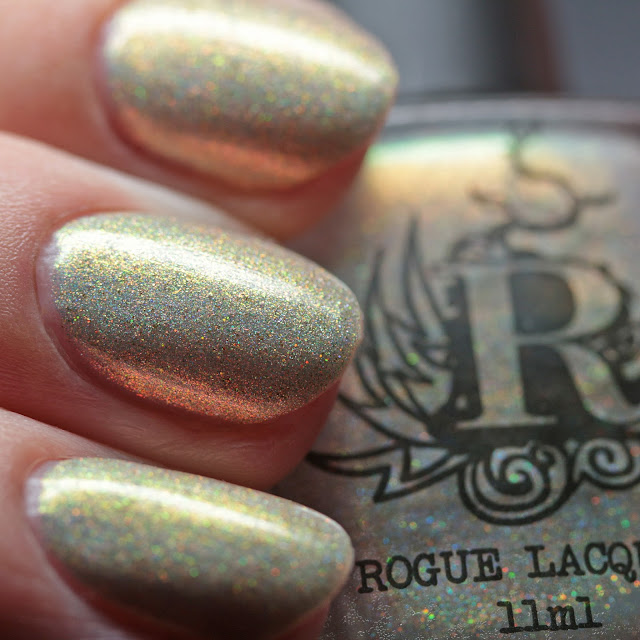 Rogue Lacquer Unicorn Blood