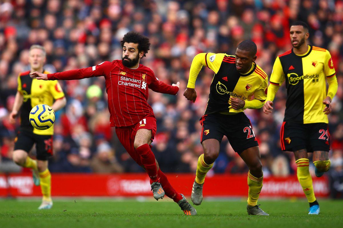 Prediksi Watford VS Liverpool 2 Maret 2020