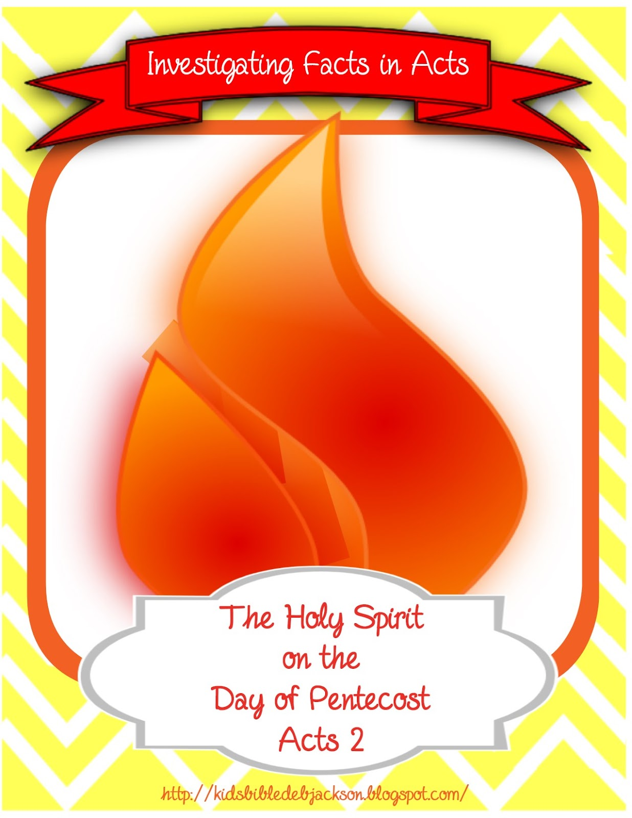 Bible Fun For Kids The Holy Spirit On The Day Of Pentecost
