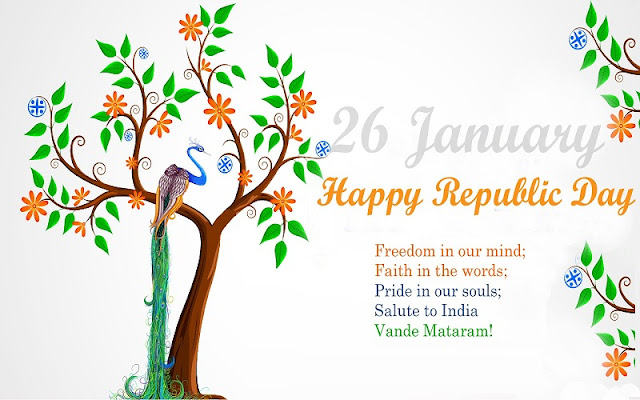 Republic Day inspirational Facebook Status DP Images Timeline