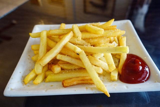 溫馨小館薯條