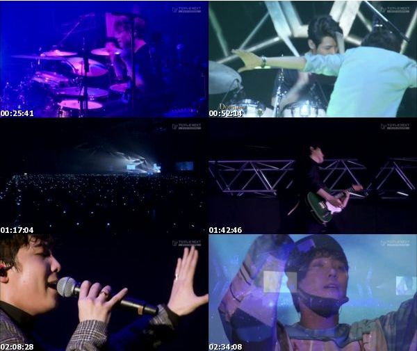 [TV-Variety] オムニバス – 2015 FNC KINGDOM IN JAPAN FT&CN SPECIAL (FujiTV NEXT 2016.10.16)