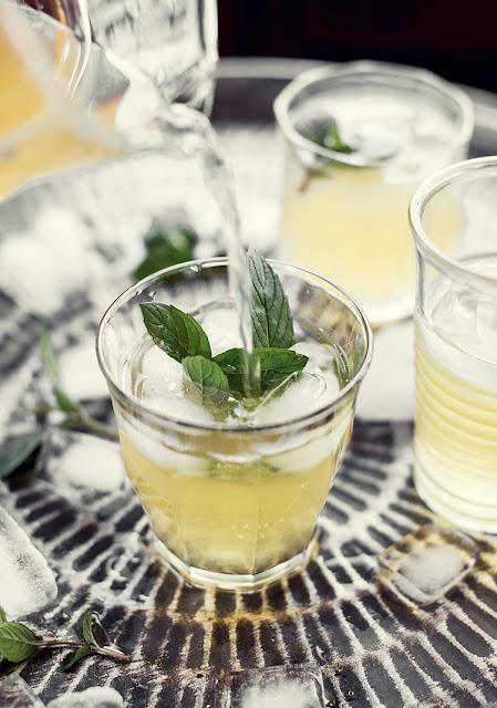 boisson diy rafraichissante pour l'été