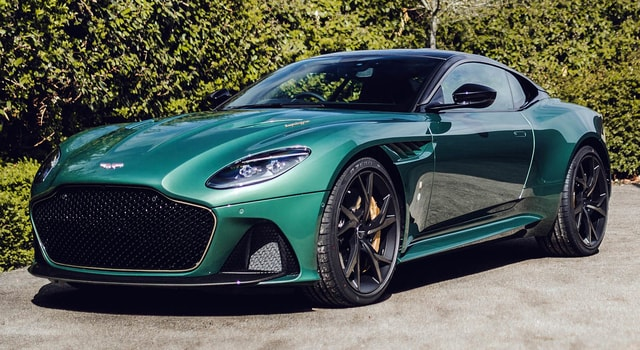 Aston Martin DBS 59 The new 2019 - the authentic racing world