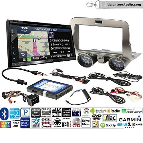 Volunteer Audio Kenwood Dnx575s Double Din Radio Install Kit With