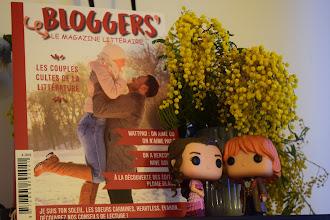 Bloggers', le magazine littéraire.