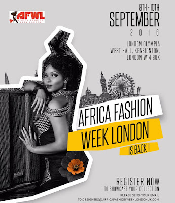 Vakwetu Style Blog post on africa fashion week london designer registration