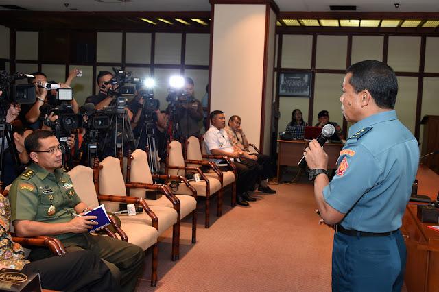 Asrenum Panglima TNI Paparkan Peran Industri Strategis Dalam Penguatan TNI