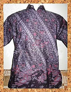 Ini Saya Sajikan Beberapa Contah Model Baju Batik Modern Terbaru
