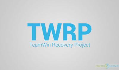 TWRP Custom Recovery