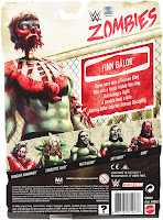 Mattel WWE Zombies Action Figures Series 3