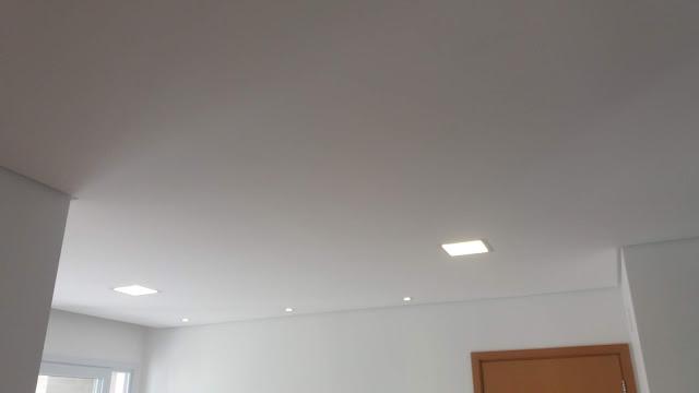 Teto drywall DEPOIS SP