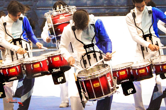 Haute Sauce Photography: Clovis West High School Winter Percussion