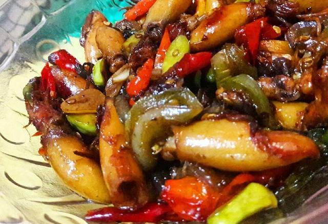 Enaknya Resep Masakan Cumi Asam Manis Dan Pedas Jadi Favorit