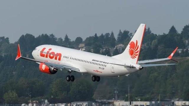 Breaking News: Pesawat Lion Air Jakarta-Pangkalpinang Hilang Kontak