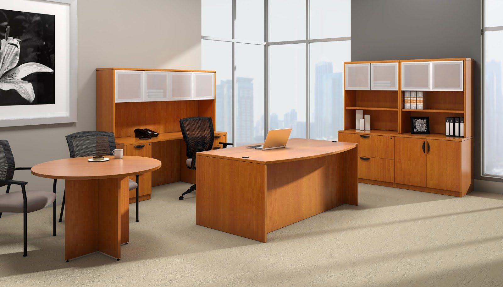 Offices To Go Superior Laminate Executive Office