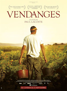 L'affiche de Vendanges : le film de Paul Lacoste