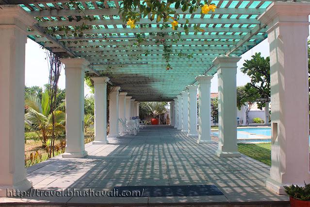 Neemrana Bungalow on the beach Tranquebar Tharangambadi Hotels