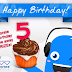 Selina Wing celebrate 5th Birthday with a Giveaway - FREE Xtudent Hosting Exabytes!