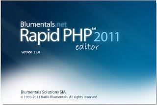 Blumentals Rapid PHP 2011 v11.4.0.133 Full Keygen