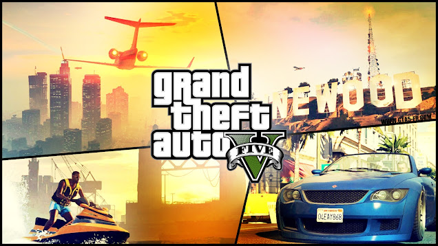 GTA V/5 Release Date for PC, PS3, Xbox and Trailers