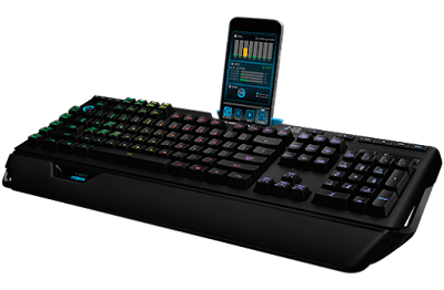 Logitech G910 Gaming Keyboard