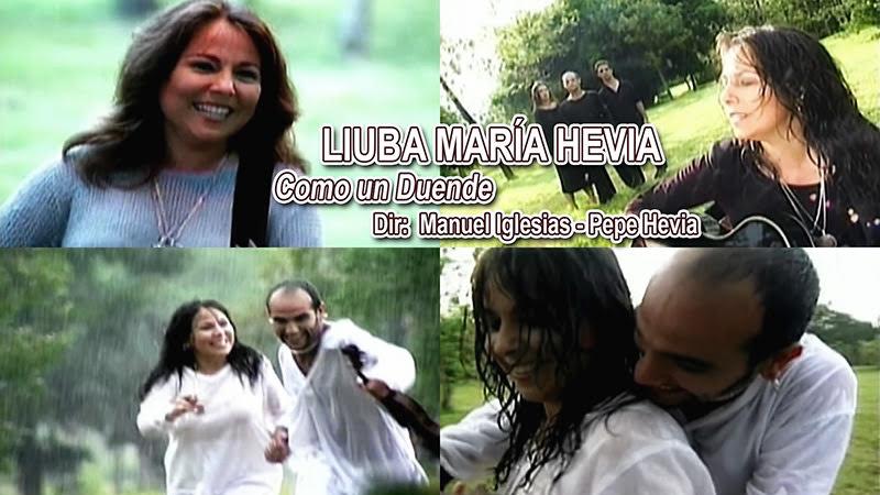 Liuba María Hevia - ¨Como un Duende¨ - Videoclip - Dirección: Manuel Iglesias - Pepe Hevia. Portal Del Vídeo Clip Cubano