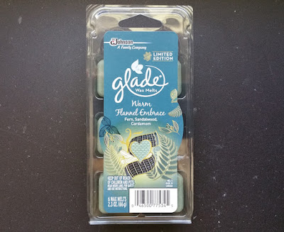 Glade Warm Flannel Embrace Scented Wax Melts