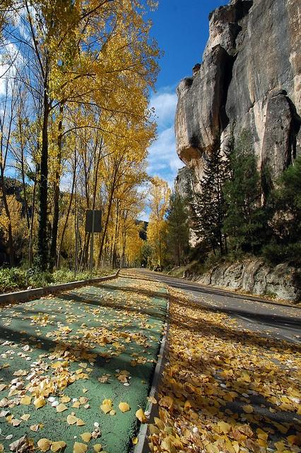 la imagen del dia: Cuenca, otoño by pepebarambio 3