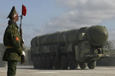 Angkatan Udara Rusia Berhasil Uji Coba Sistem Pertahanan Udara Terbaru