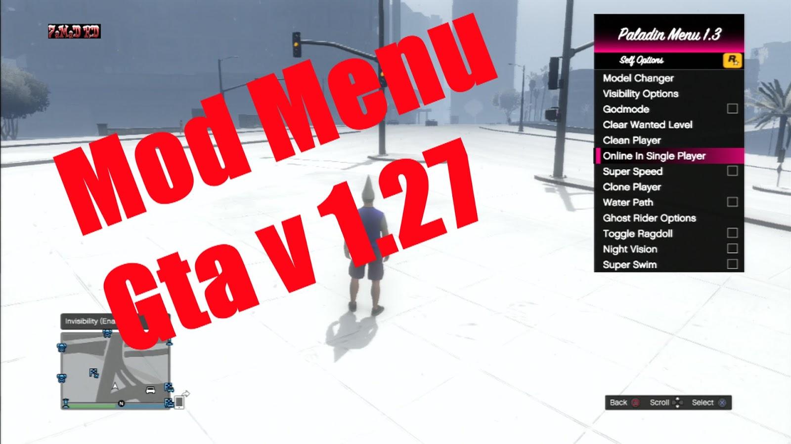 Ps3 Mods Gta 5