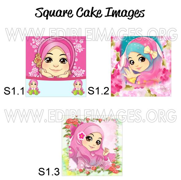 Edible Image Ana Muslim
