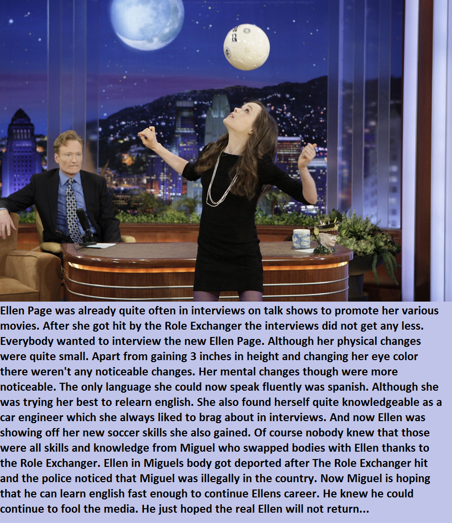 Some TG Captions: February 2012