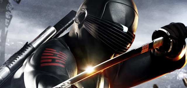 Snake Eyes: Derivado de G.I. Joe ganha sua primeira imagem