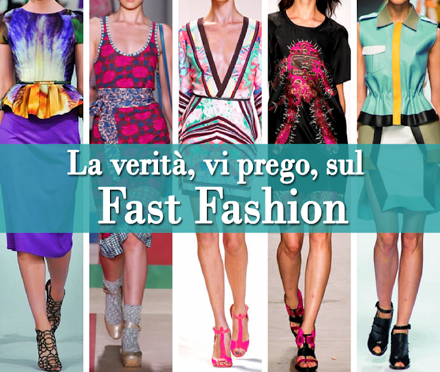 Fast Fashion: luci ed ombre della moda low cost