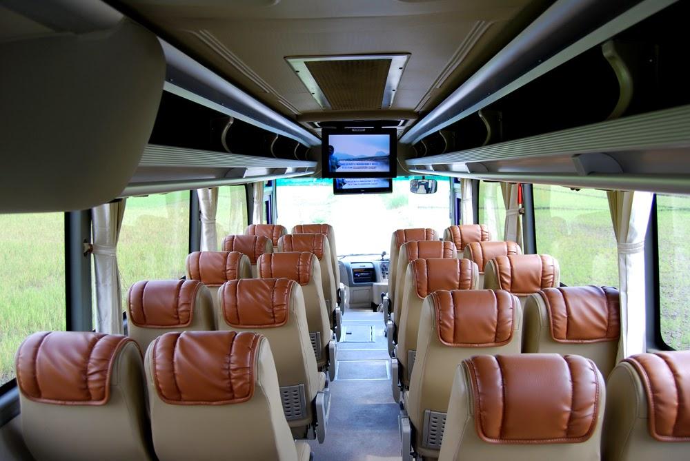 Interior Micro Bus