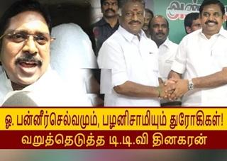 i will continue my political travel ttv dhinakaran tweets