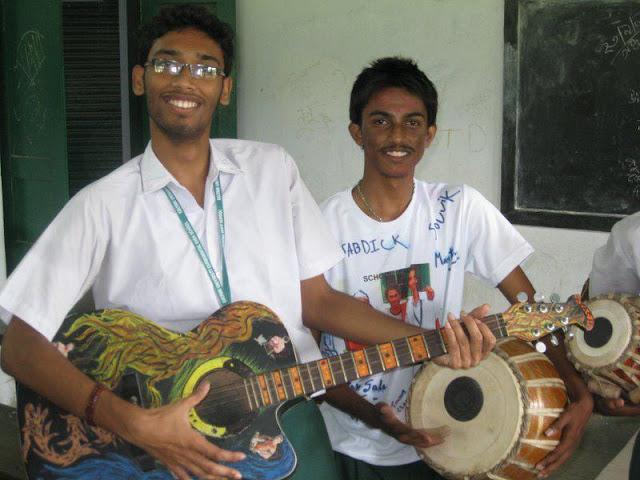 Sourajit Saha At KUEHS 3
