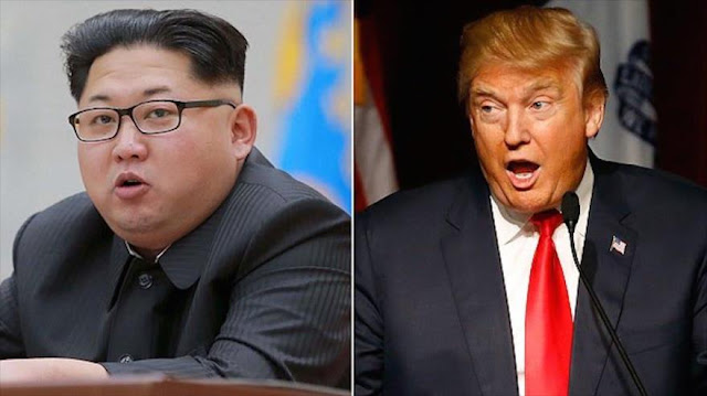 Trump responde a Kim: Ningún misil norcoreano alcanzará EEUU