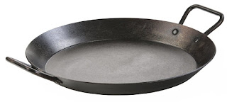 lodge paella pan made in america