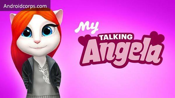 My Talking Angela V 2.1.1 Money Mod Apk