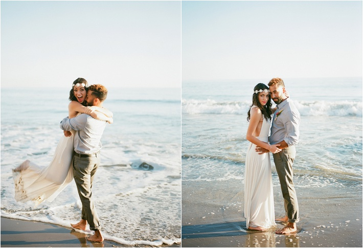 Vendors Photographer Brittany Lauren Photography Location El Capitan Beach Malibu Event Planning Dream Come True Weddings