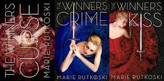 Resultado de imagen para Trilogía del Ganador de Marie Rutkoski