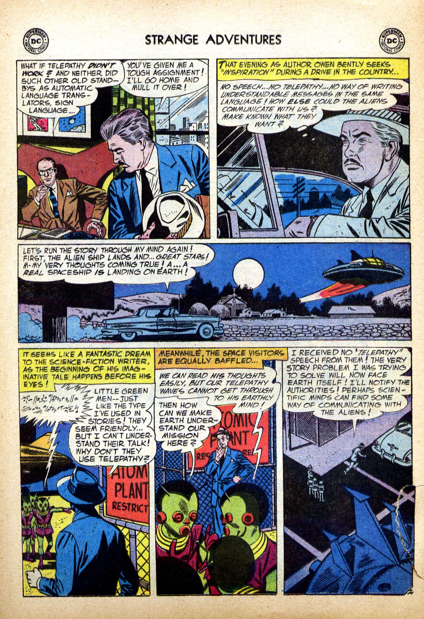 Strange Adventures (1950) issue 82 - Page 18