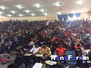 UNN Orientation Exercise 2017/2018 Published